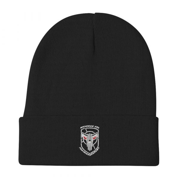 Embroidered Beanie 1