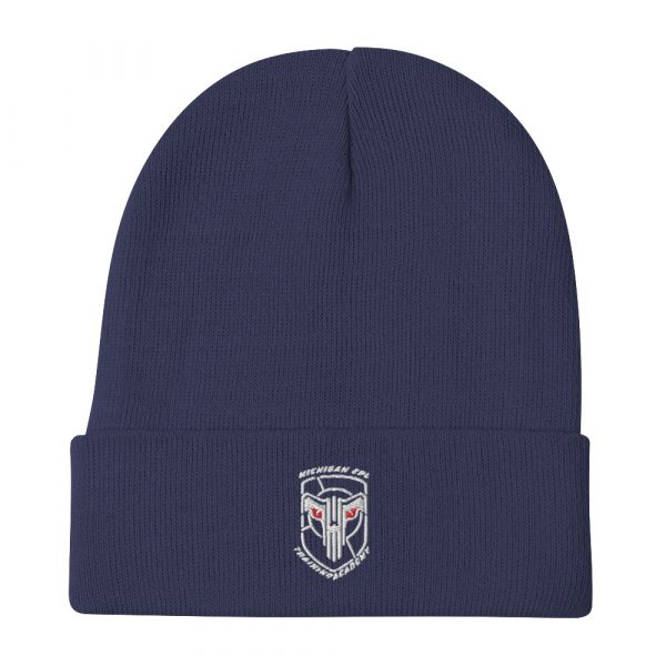 Embroidered Beanie 2
