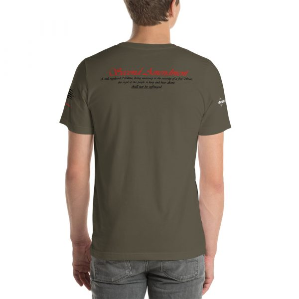 Short-Sleeve Unisex T-Shirt 19