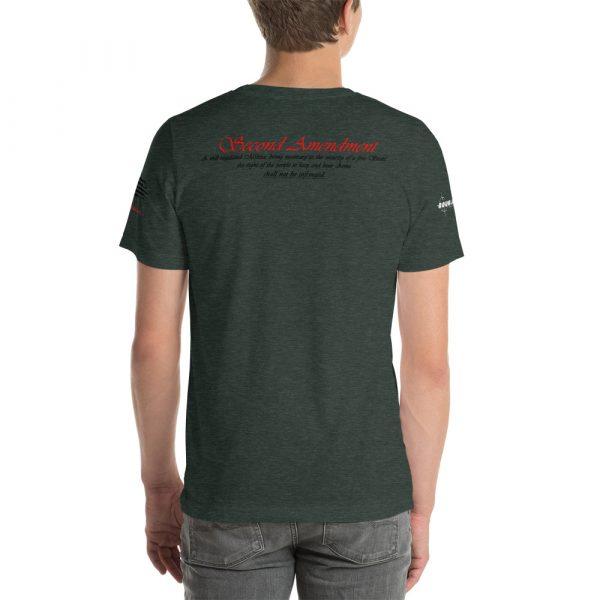 Short-Sleeve Unisex T-Shirt 8