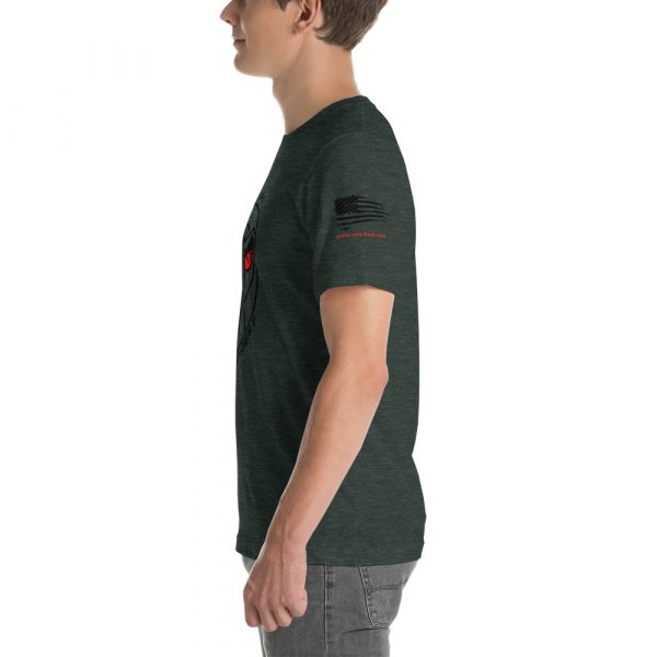 Short-Sleeve Unisex T-Shirt 9